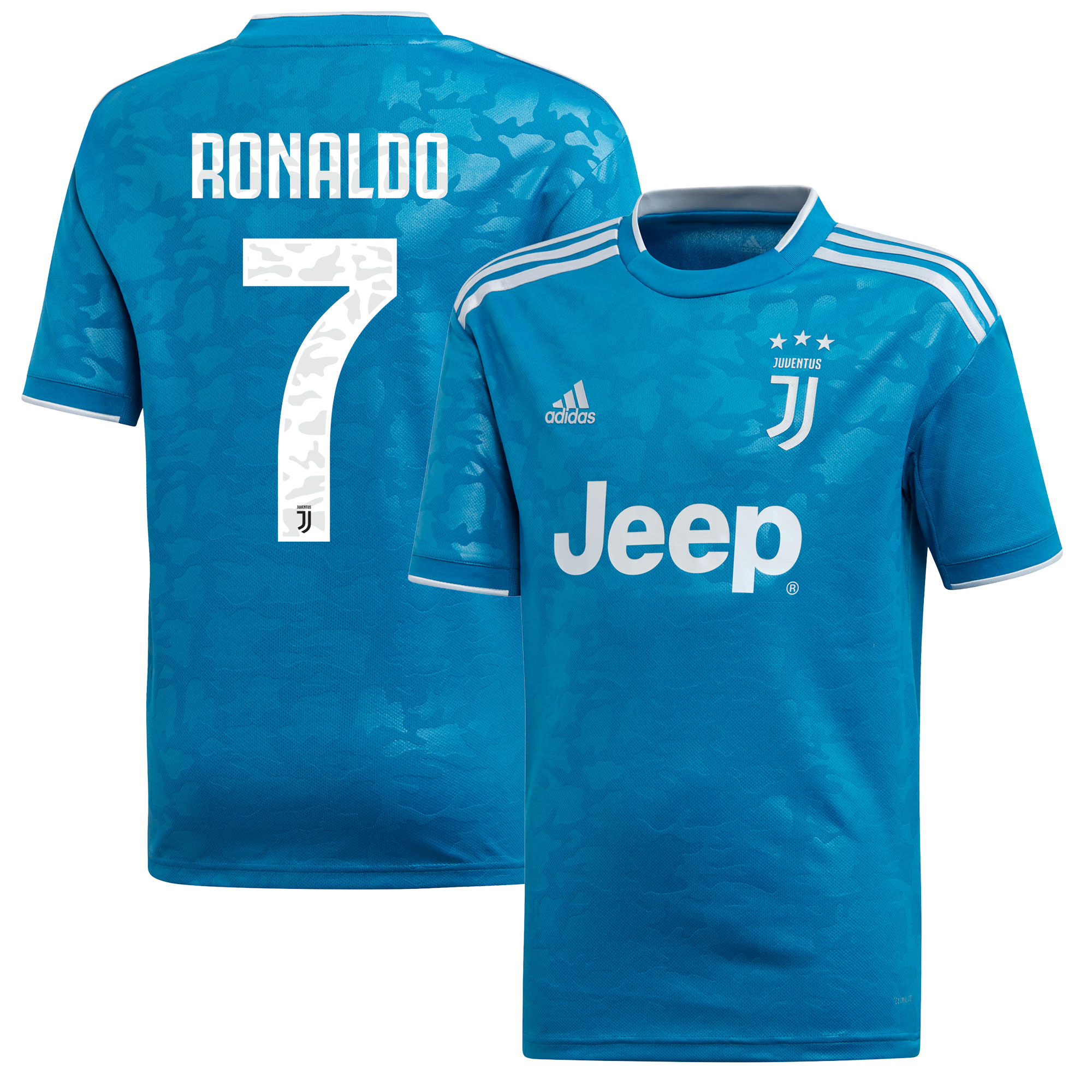 adidas Juventus 3rd Ronaldo 7 Shirt 2019-2020