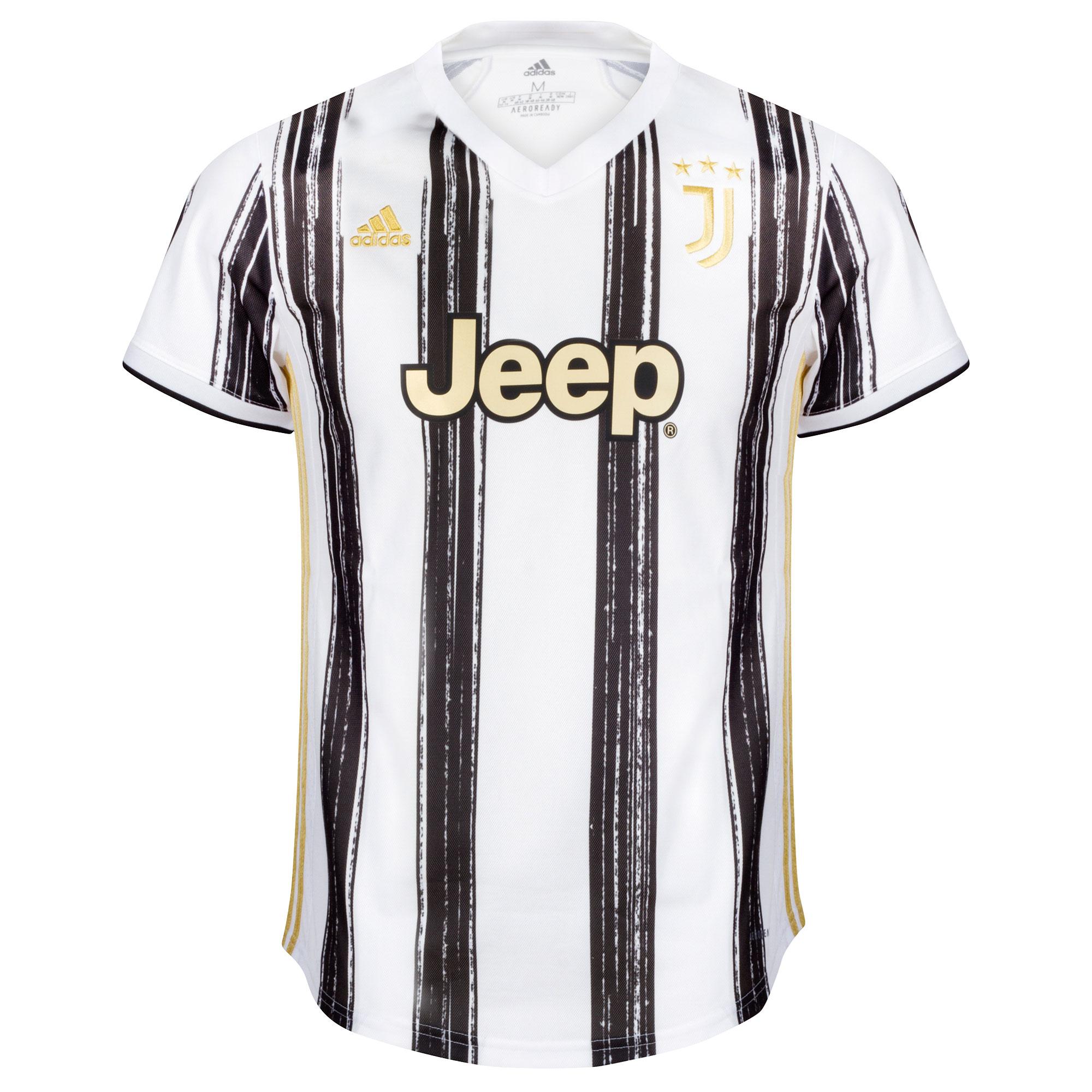 adidas Juventus Home Shirt 2020-2021