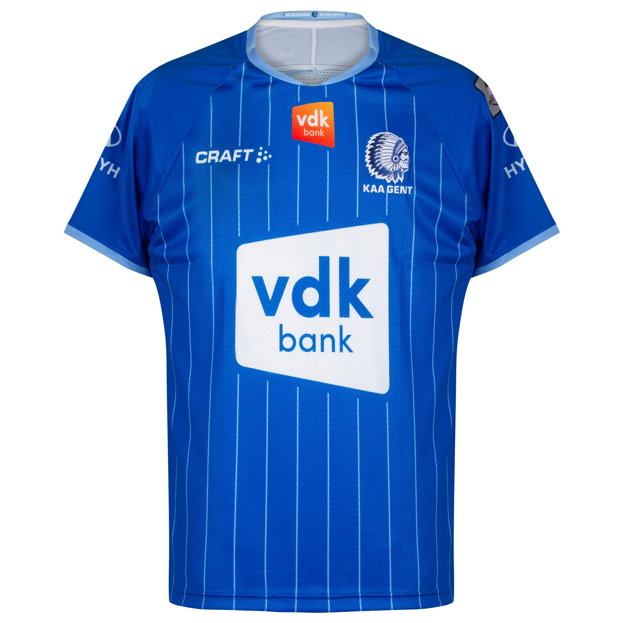 KAA Gent home shirt