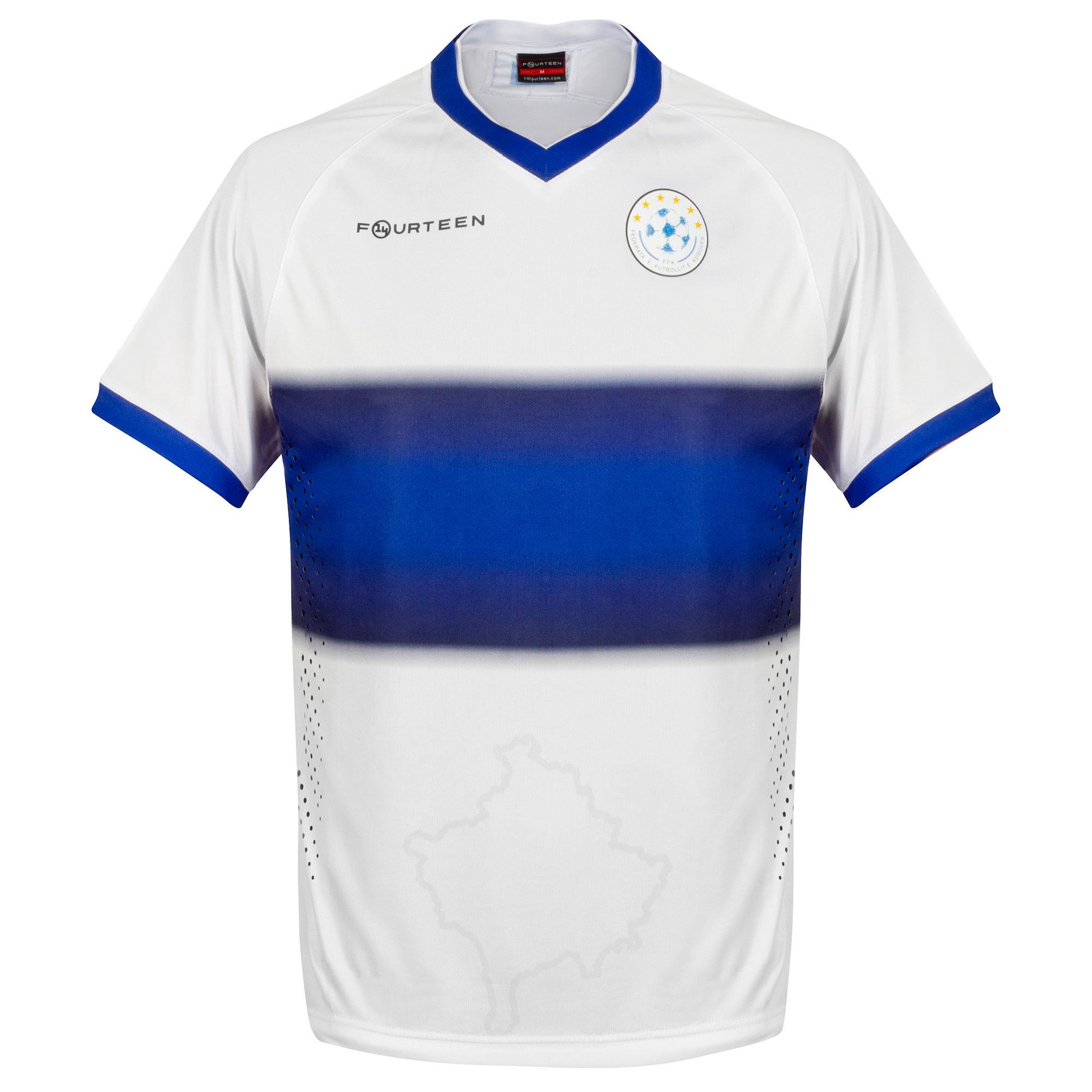 Kosovo Away shirt