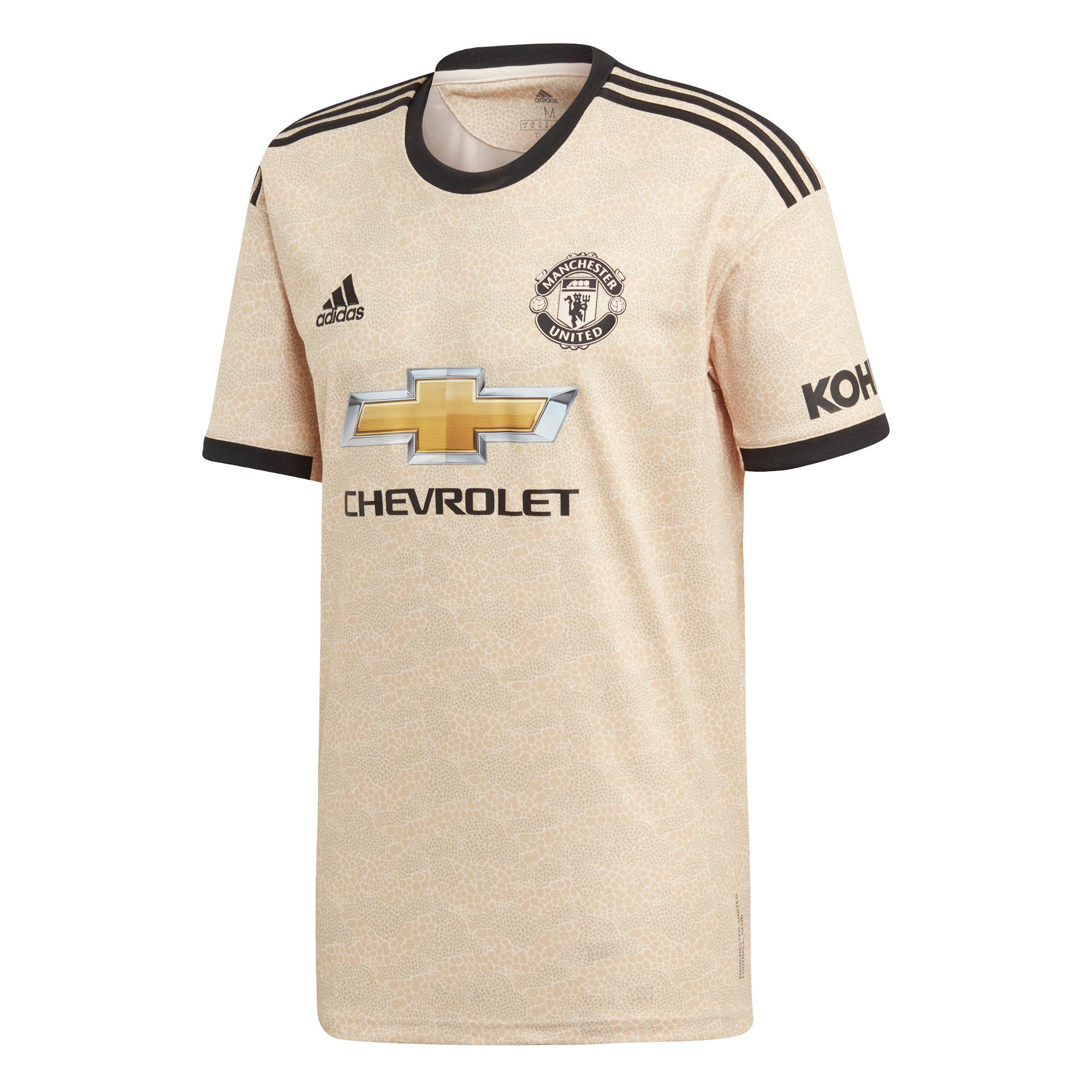 adidas Man Utd Away Shirt 2019-2020