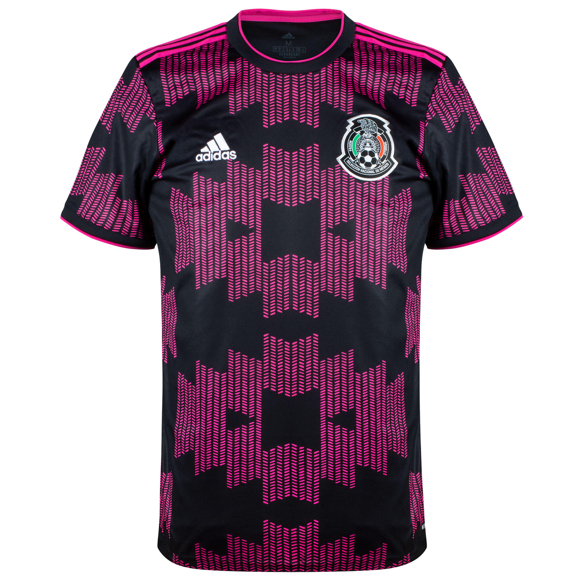 adidas Mexico Home Shirt 2021-2022