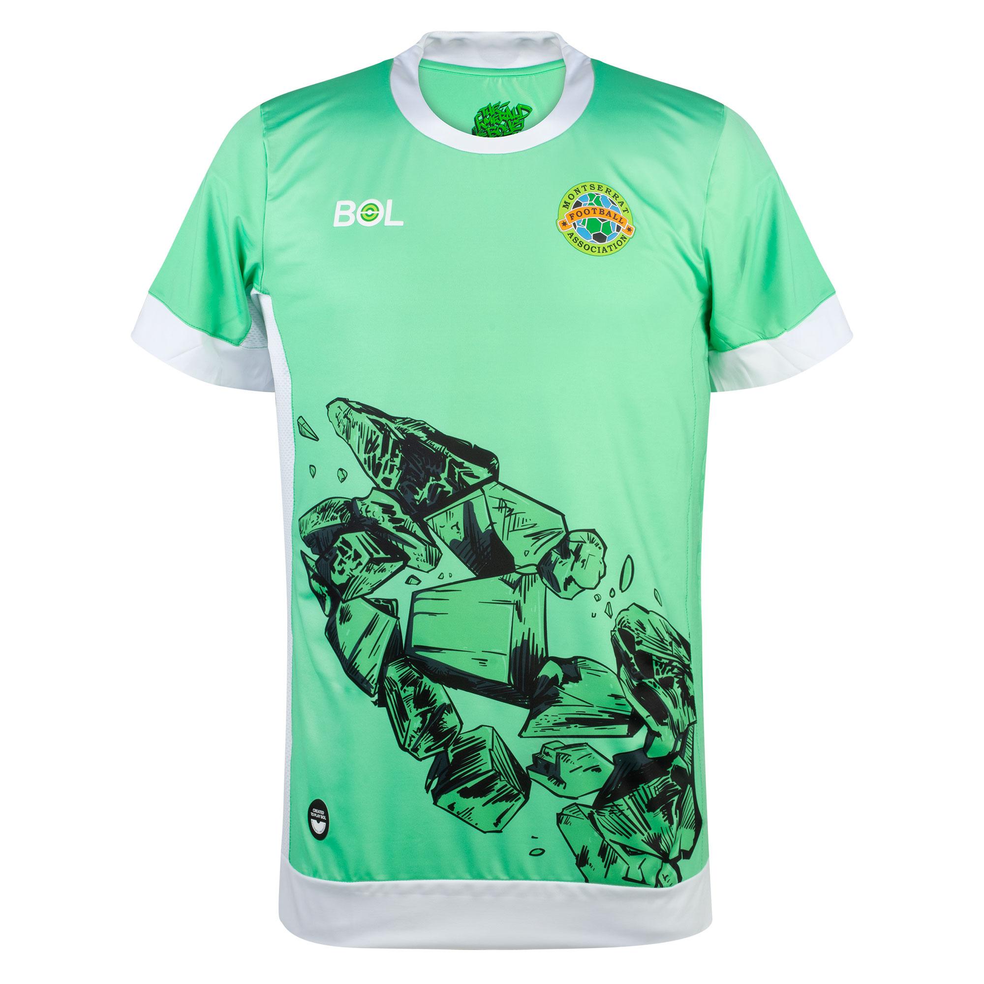 Bol Montserrat Home Shirt 2021-2022