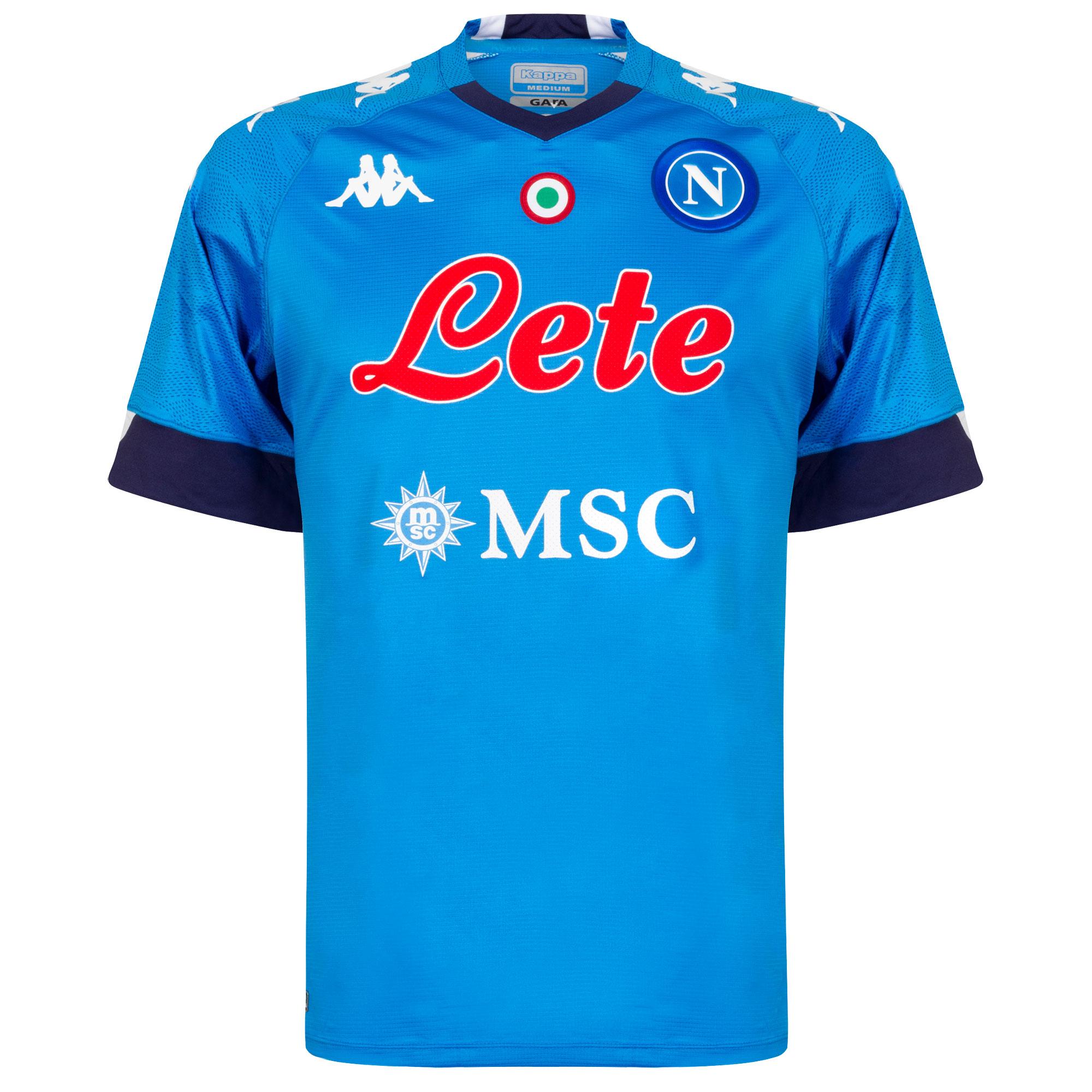 Napoli home Shirt