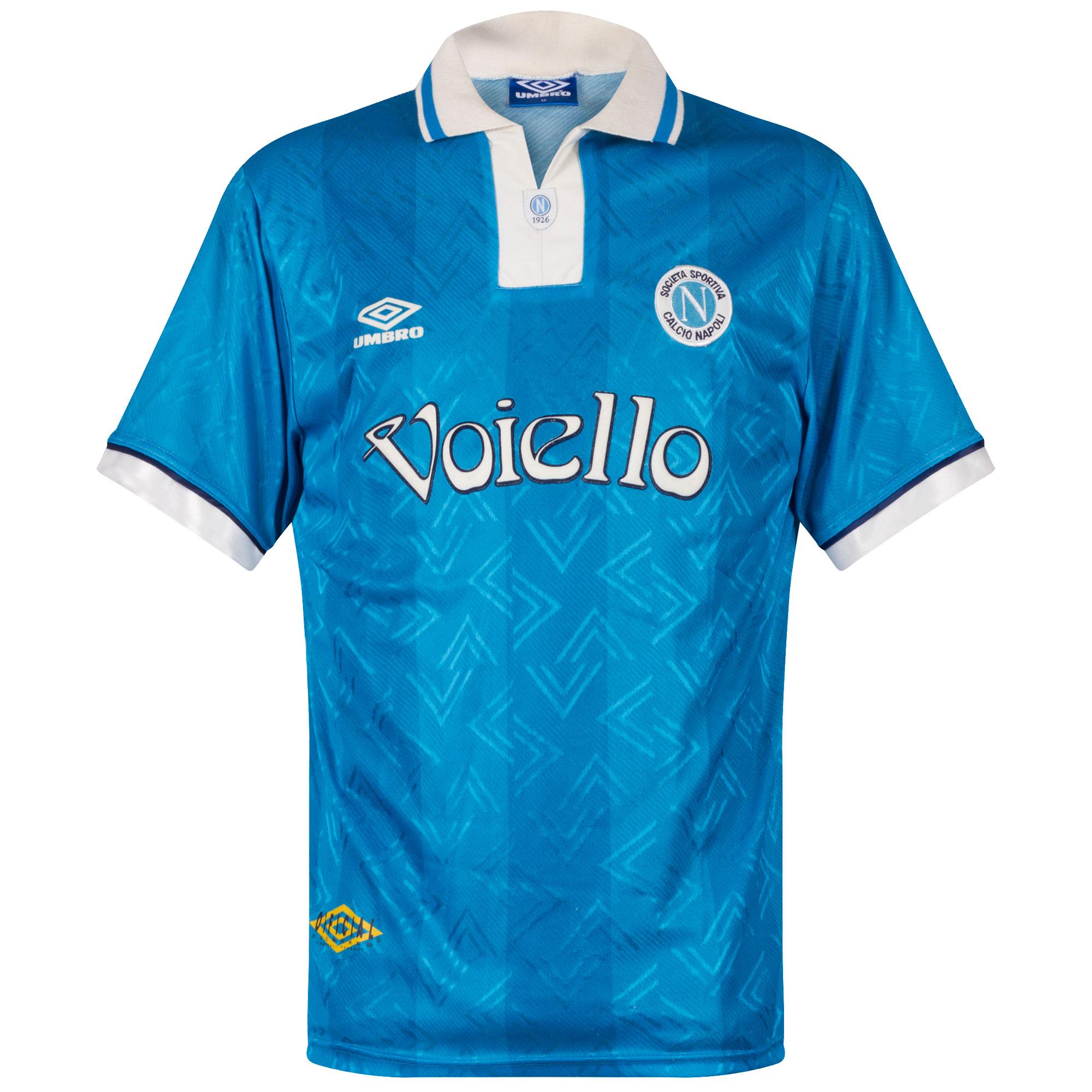 Retro Napoli Shirt