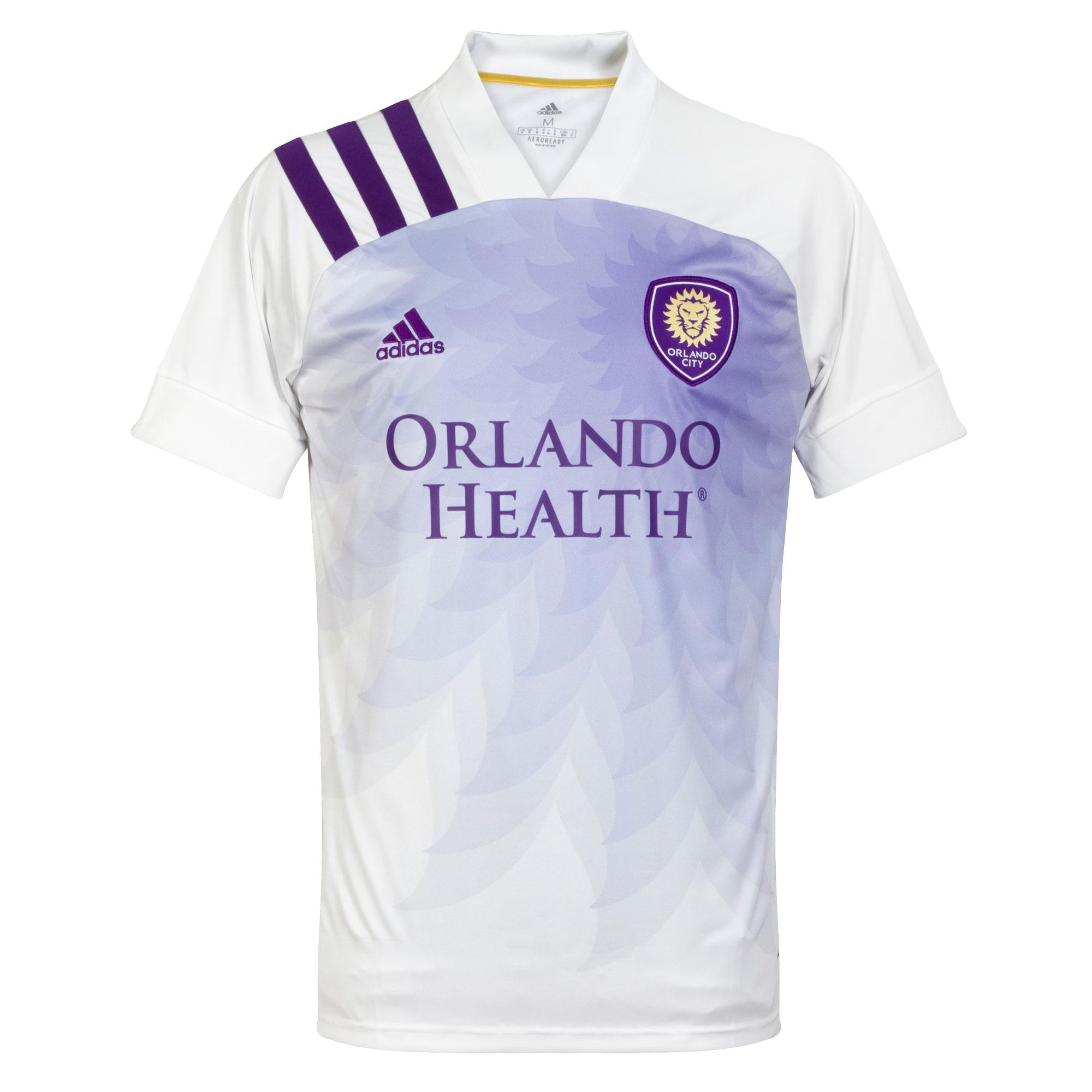 Orlando City Away shirt