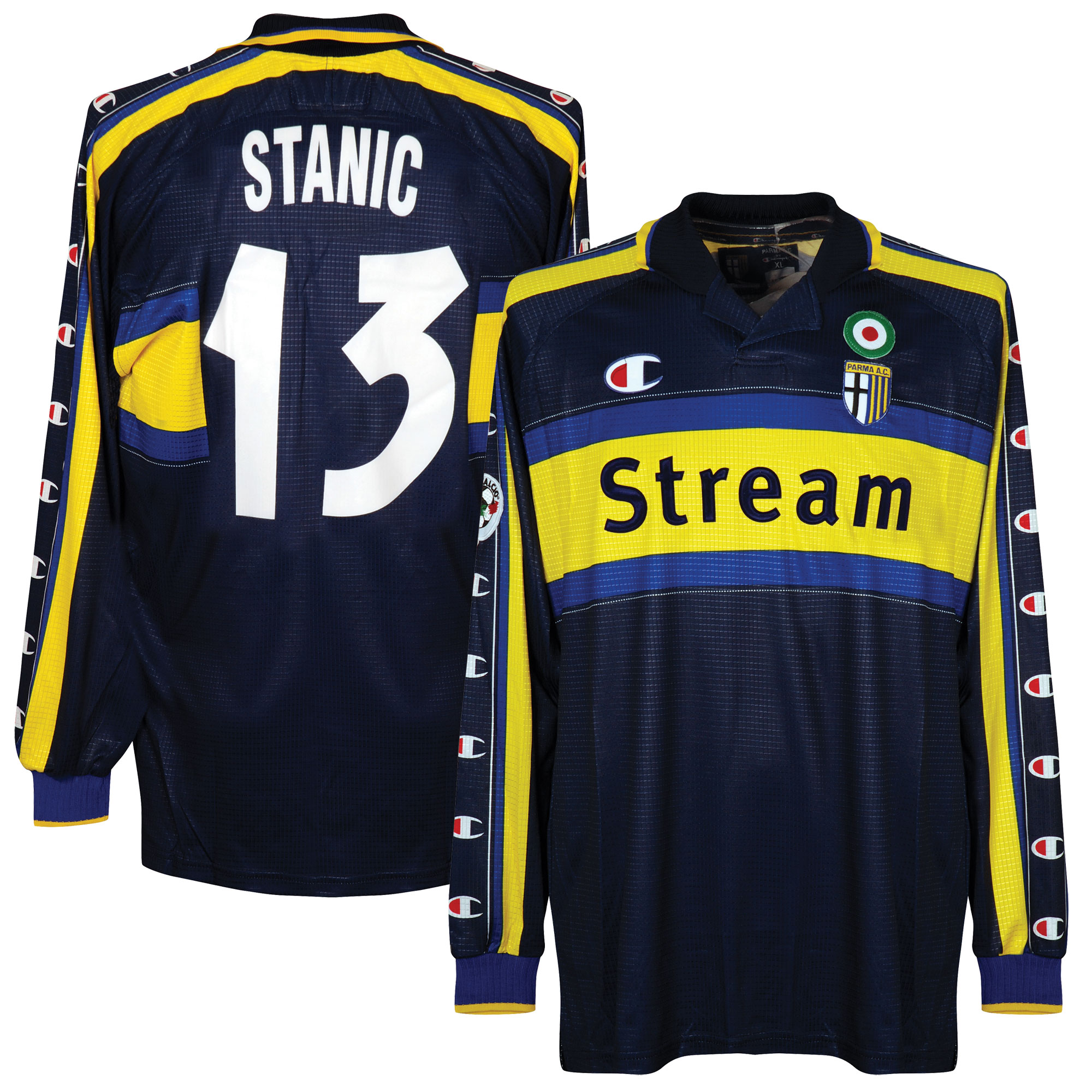 Retro Parma Shirt