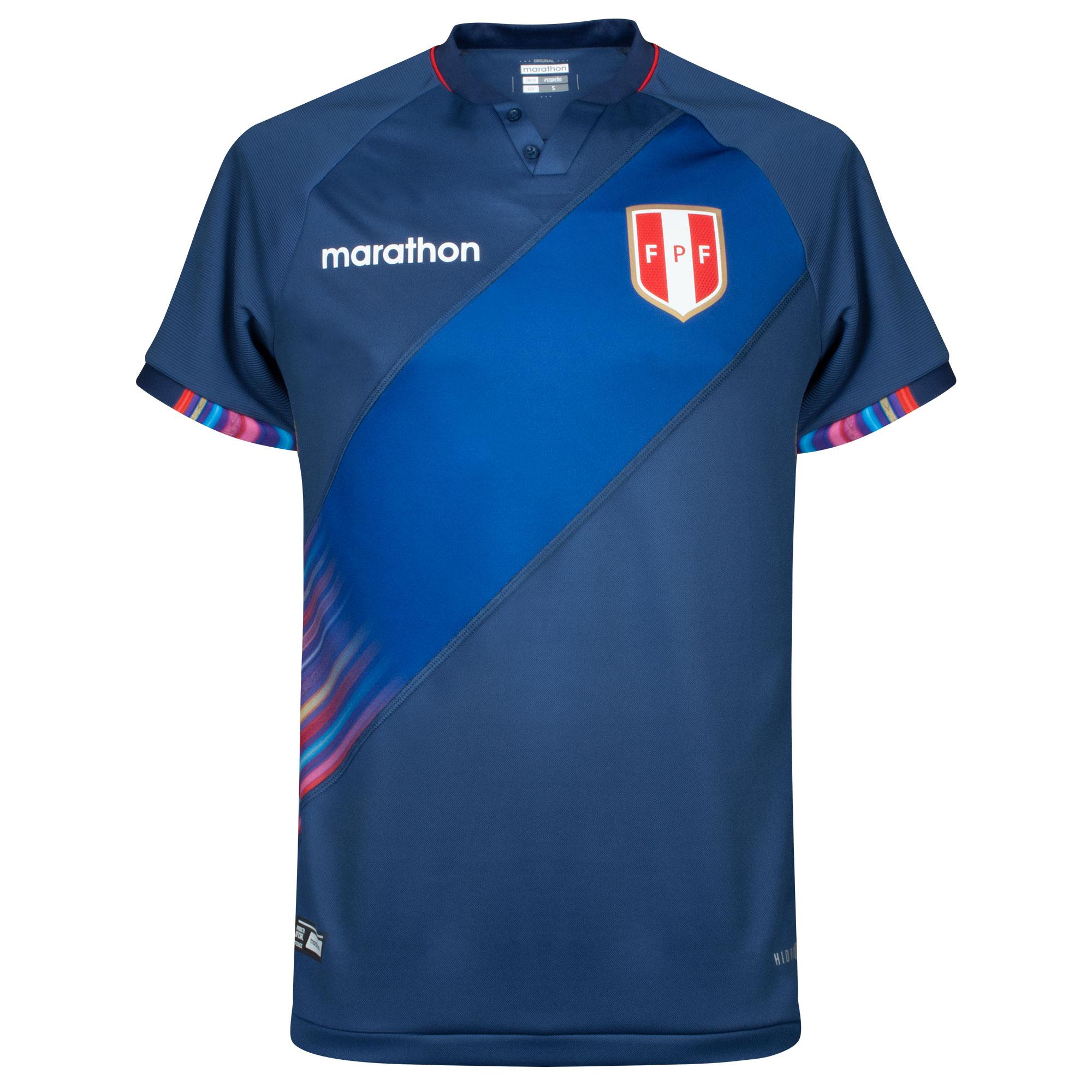 Peru Away shirt