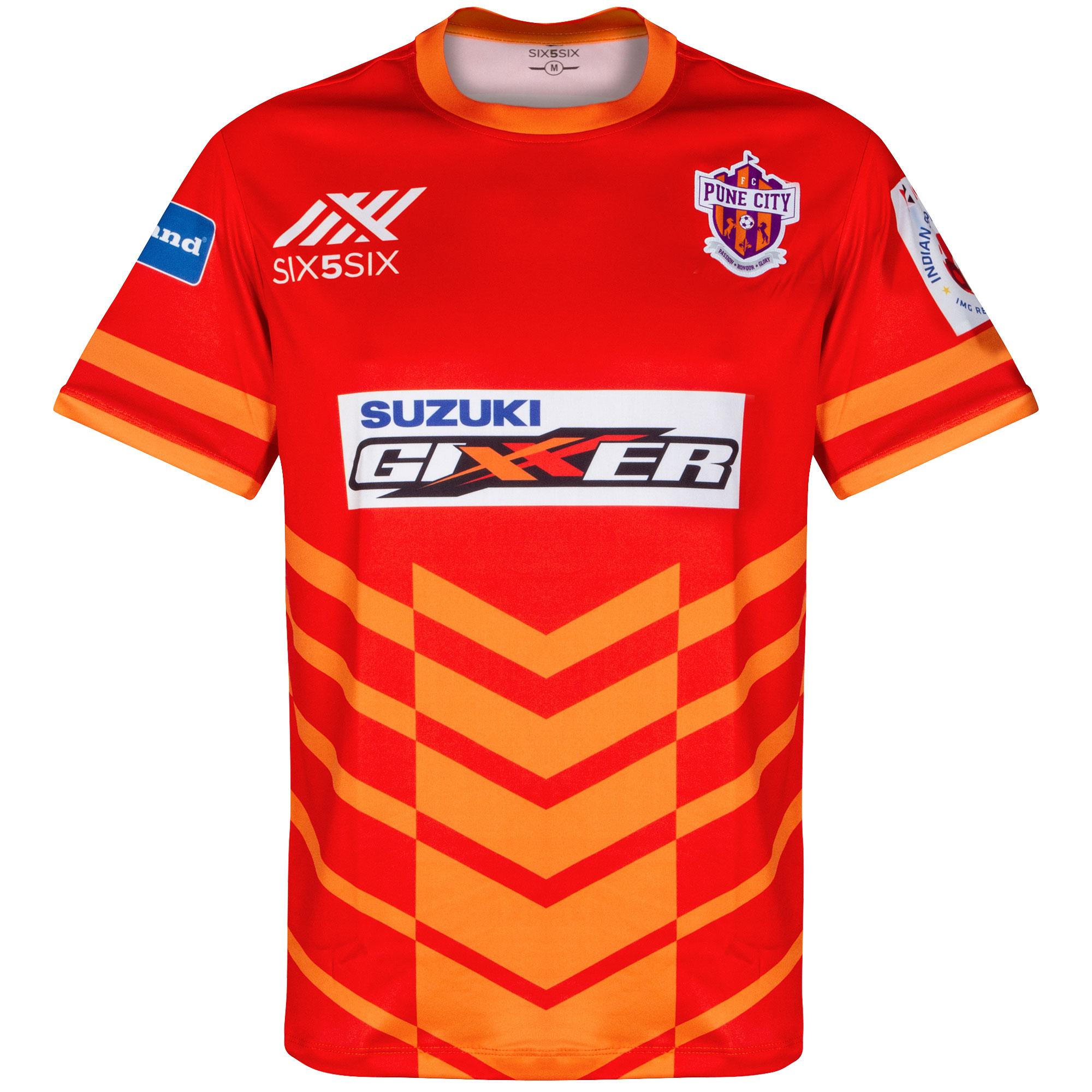 Pune City Home Shirt 2019 2020