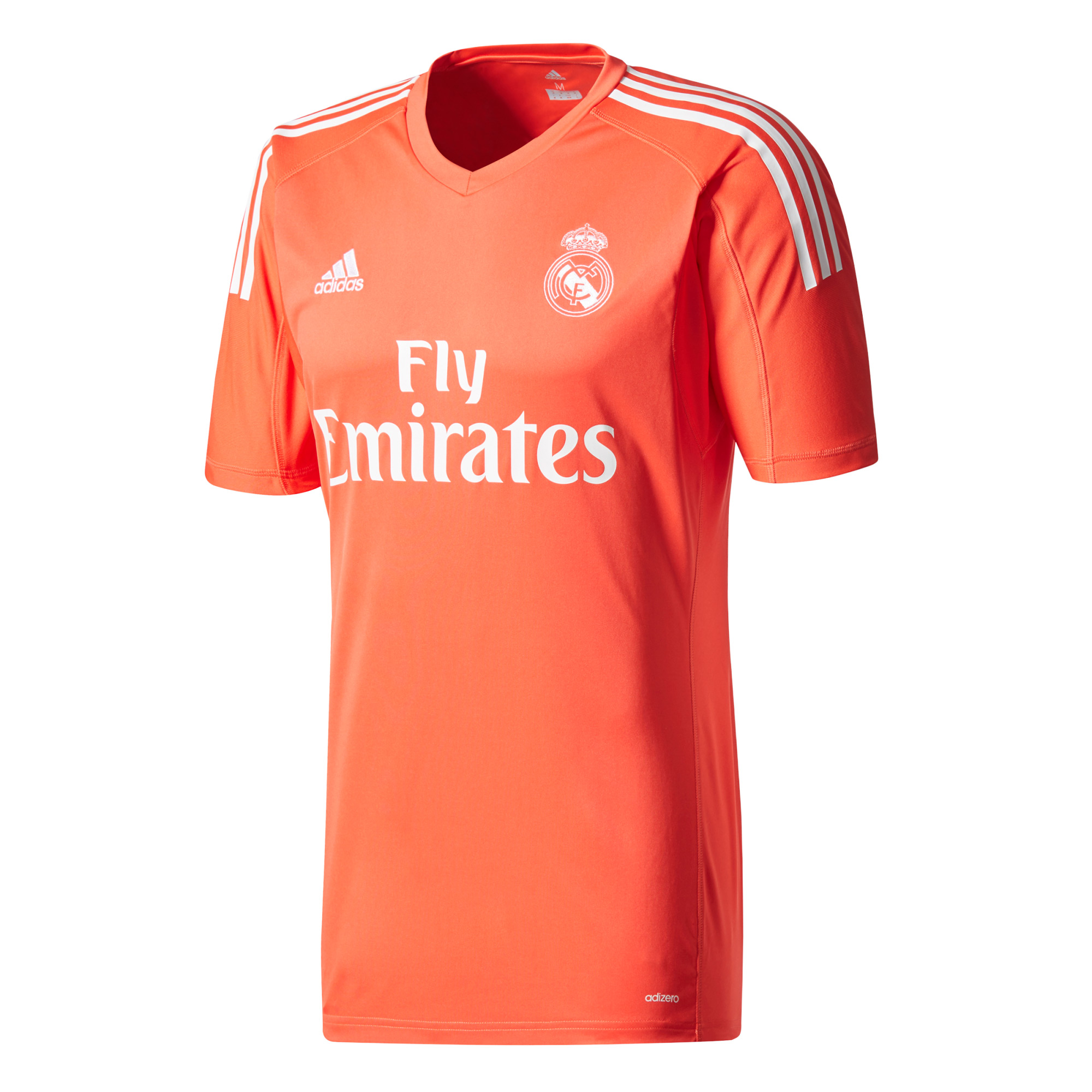 Real Madrid Away GK Shirt 2017 2018