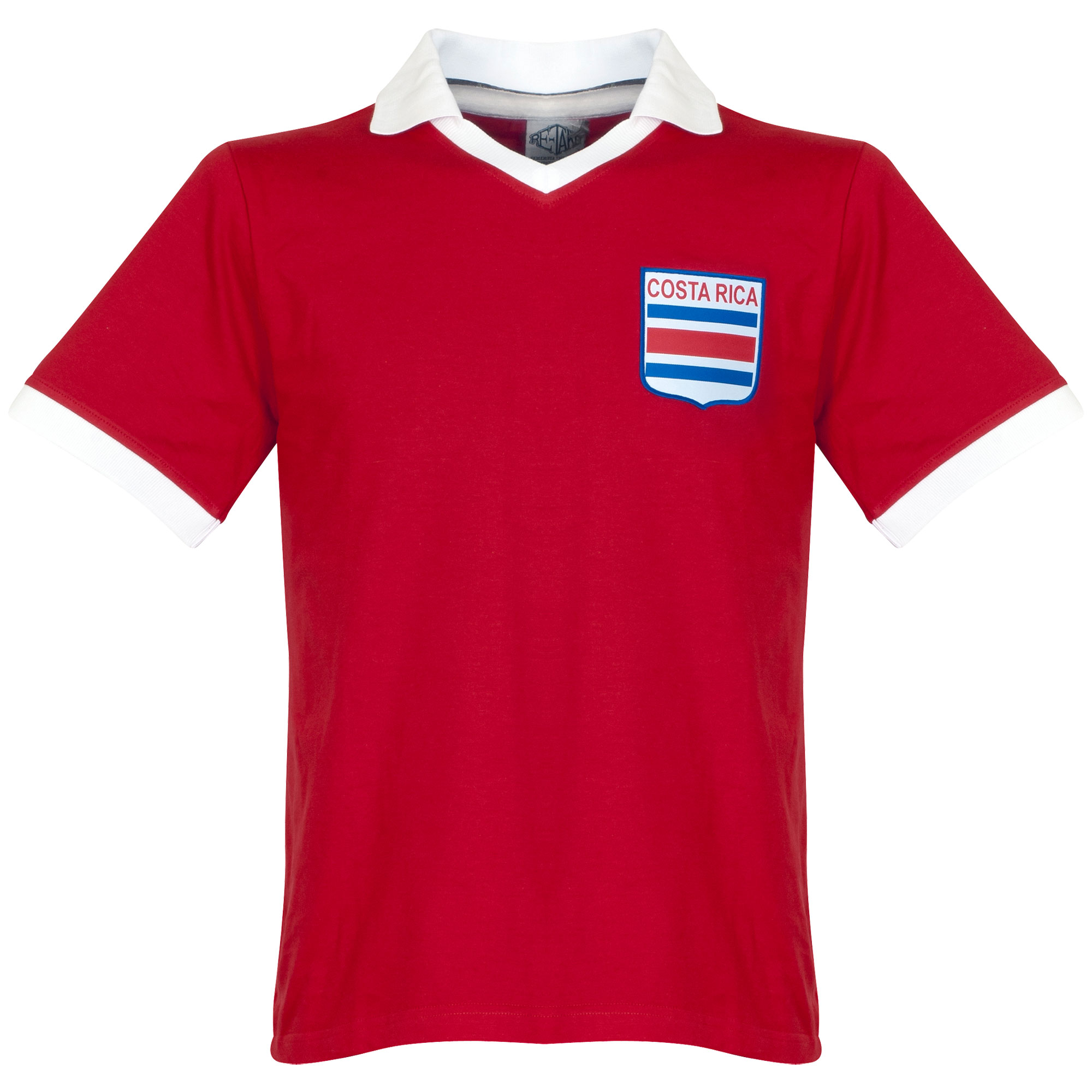 Retake Costa Rica Home Retro Shirt