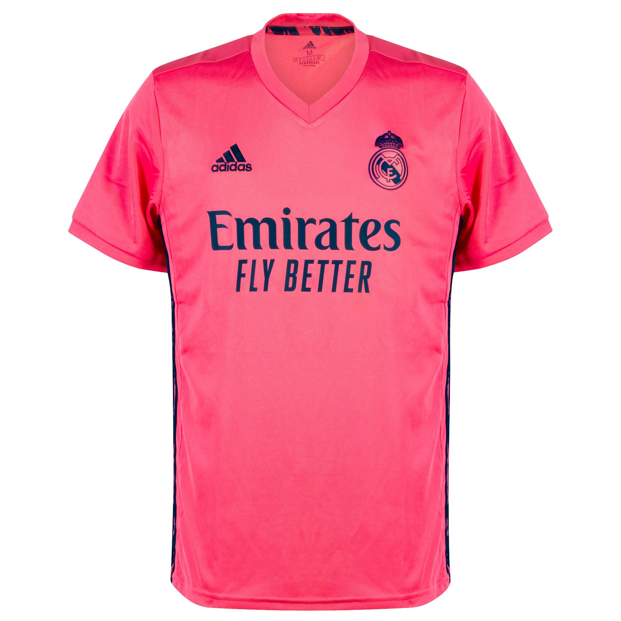 adidas Real Madrid Away Shirt 2020-2021