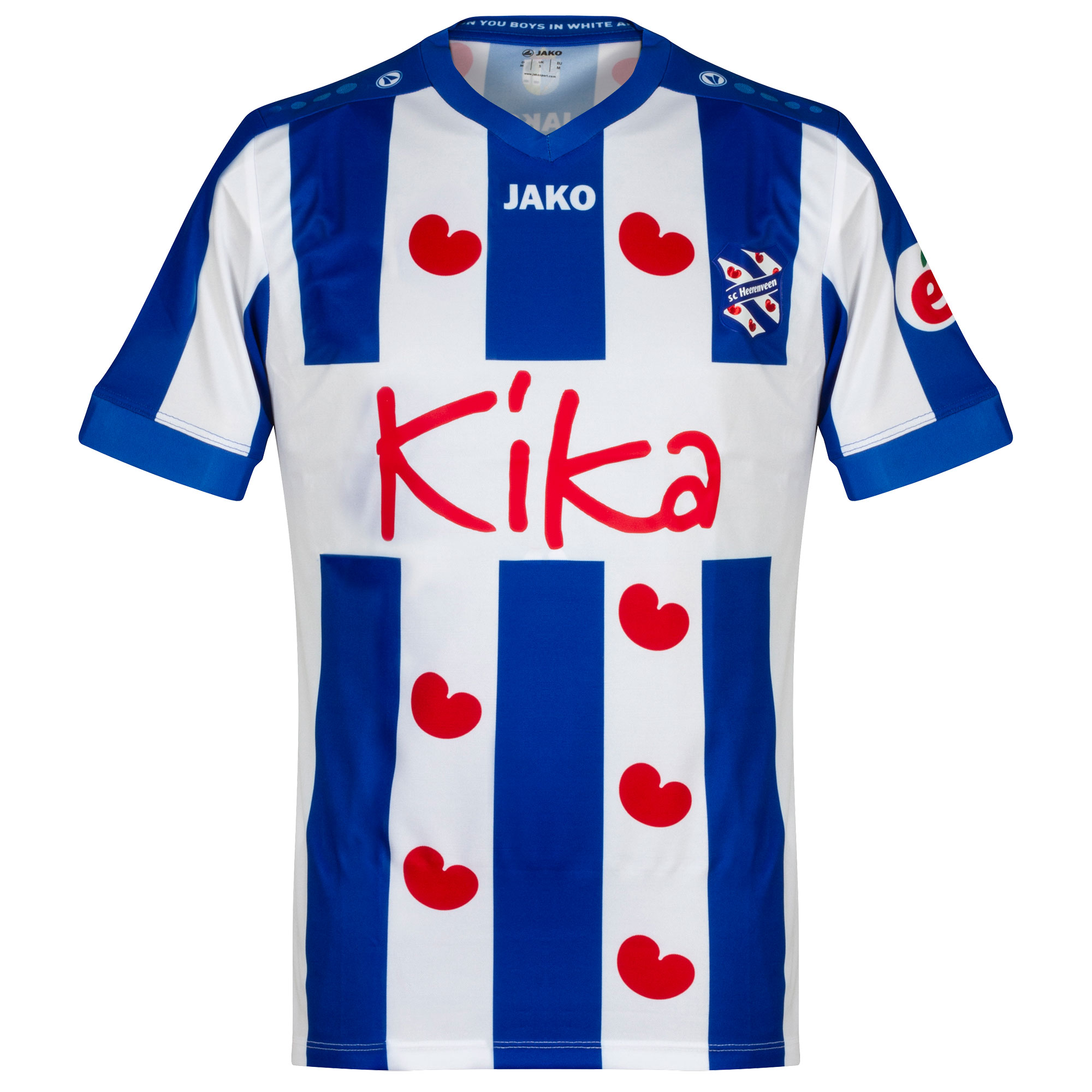 SC Heerenveen home shirt