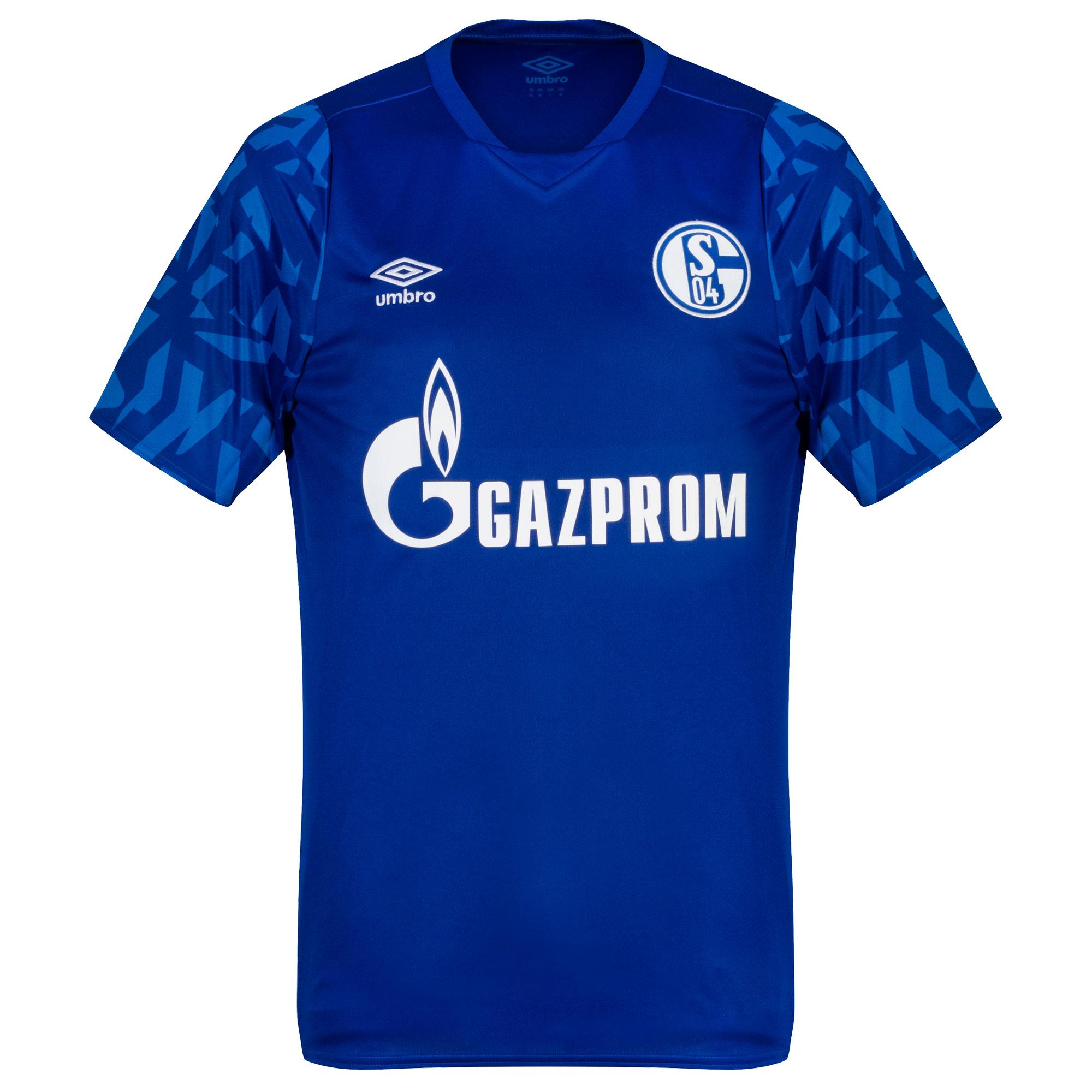 FC Schalke 04 home baju