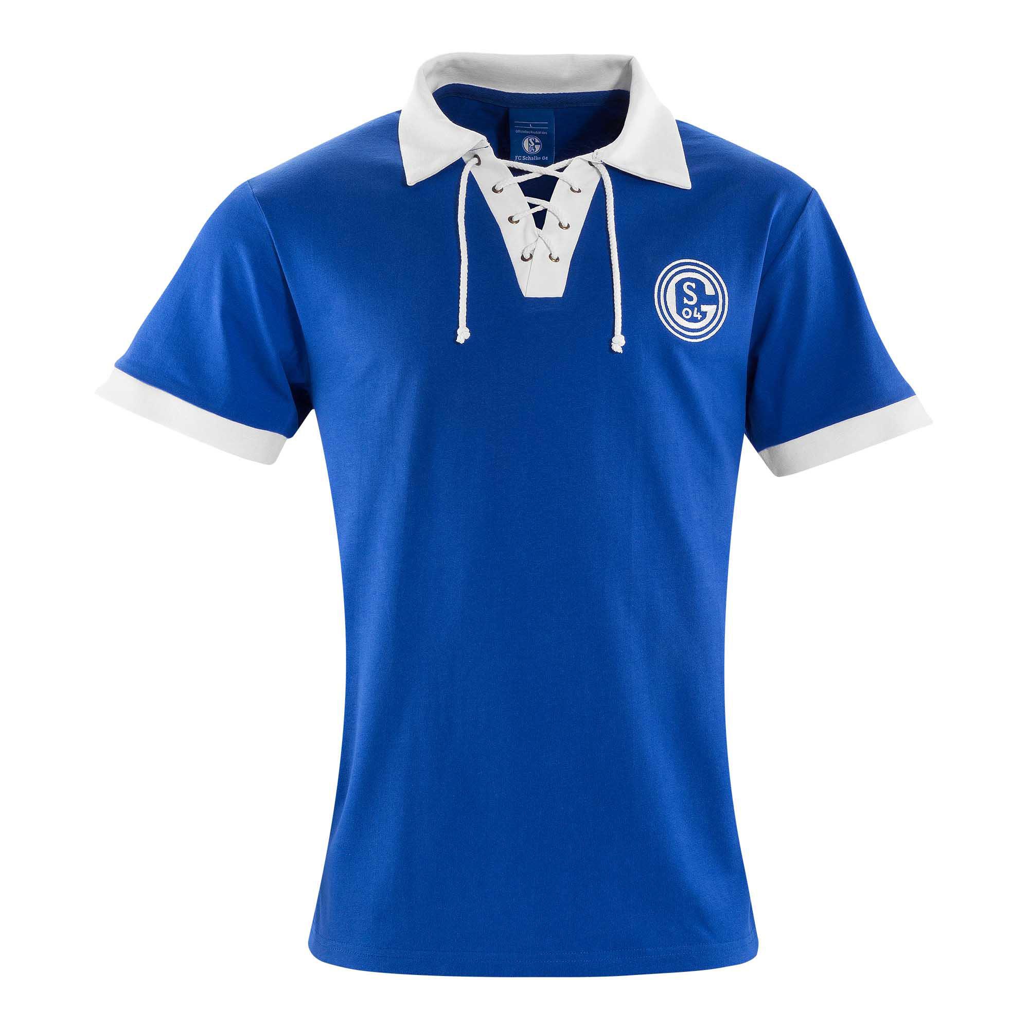 FC Schalke 04 Retro  Shirt