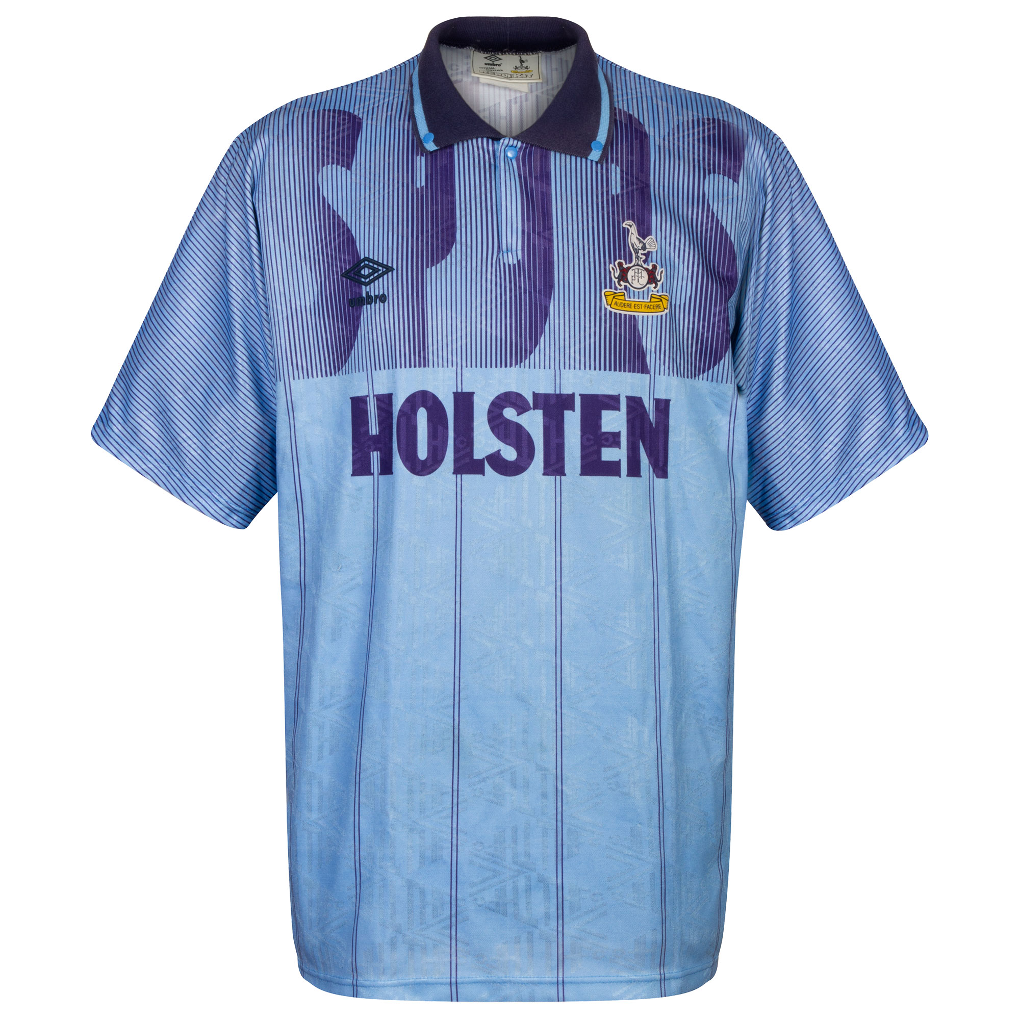 Umbro Tottenham Hotspur 1991-1993 3rd Shirt - USED Condition (Great) - Size L