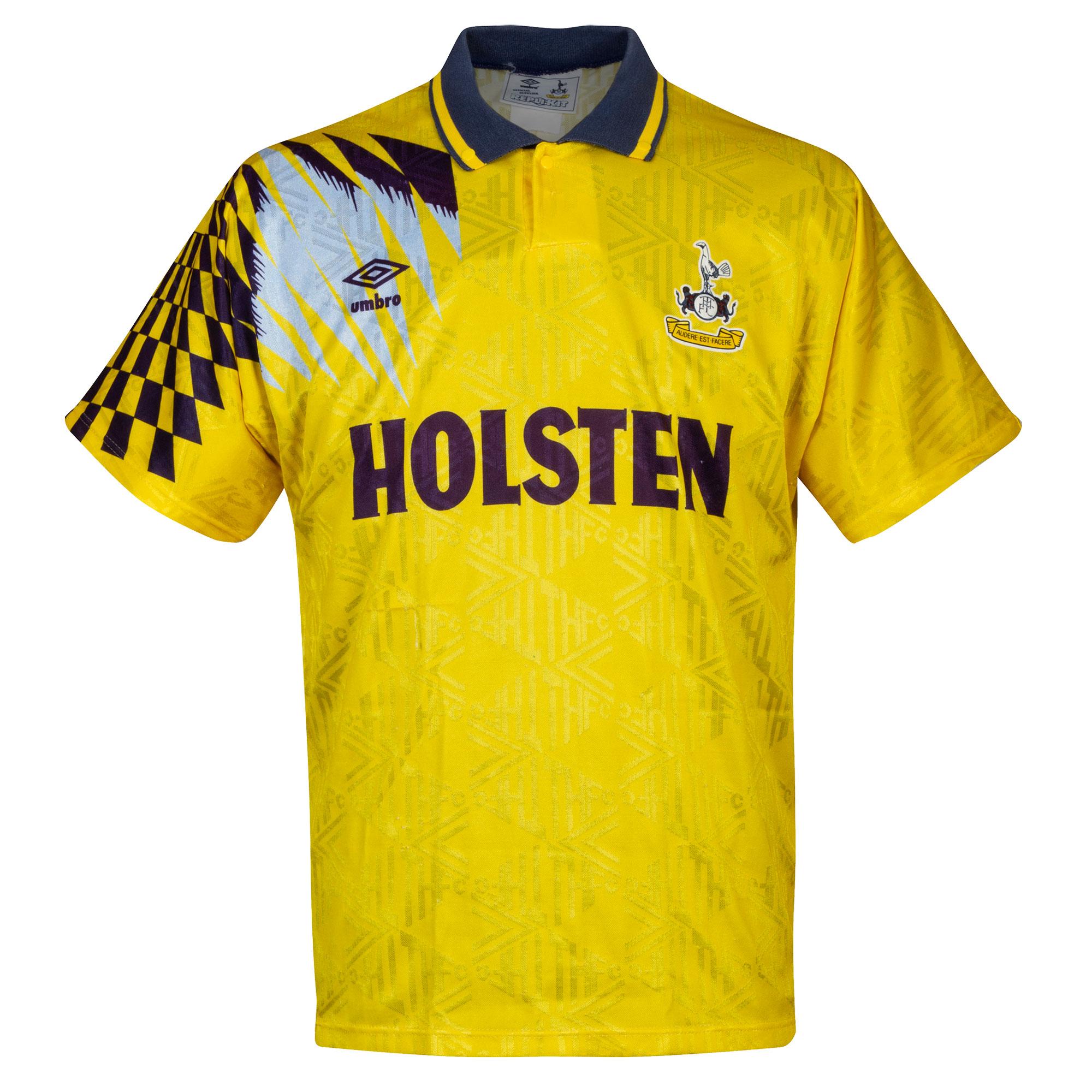 Umbro Tottenham Hotspur Away 1991-1994 Shirt - USED Condition (Good)