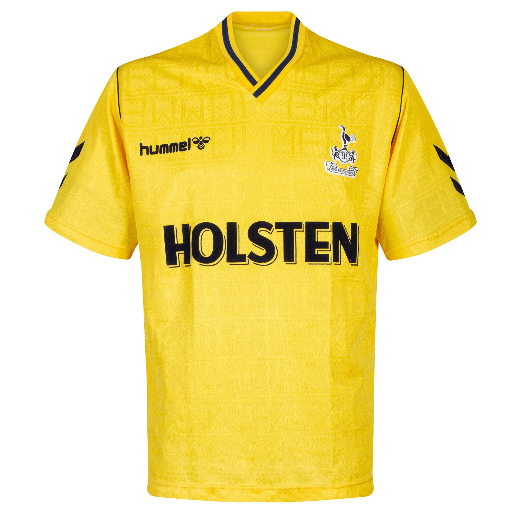 Hummel Tottenham Hotspur 1988-1991 Away Shirt - USED Condition (Great) - Size M