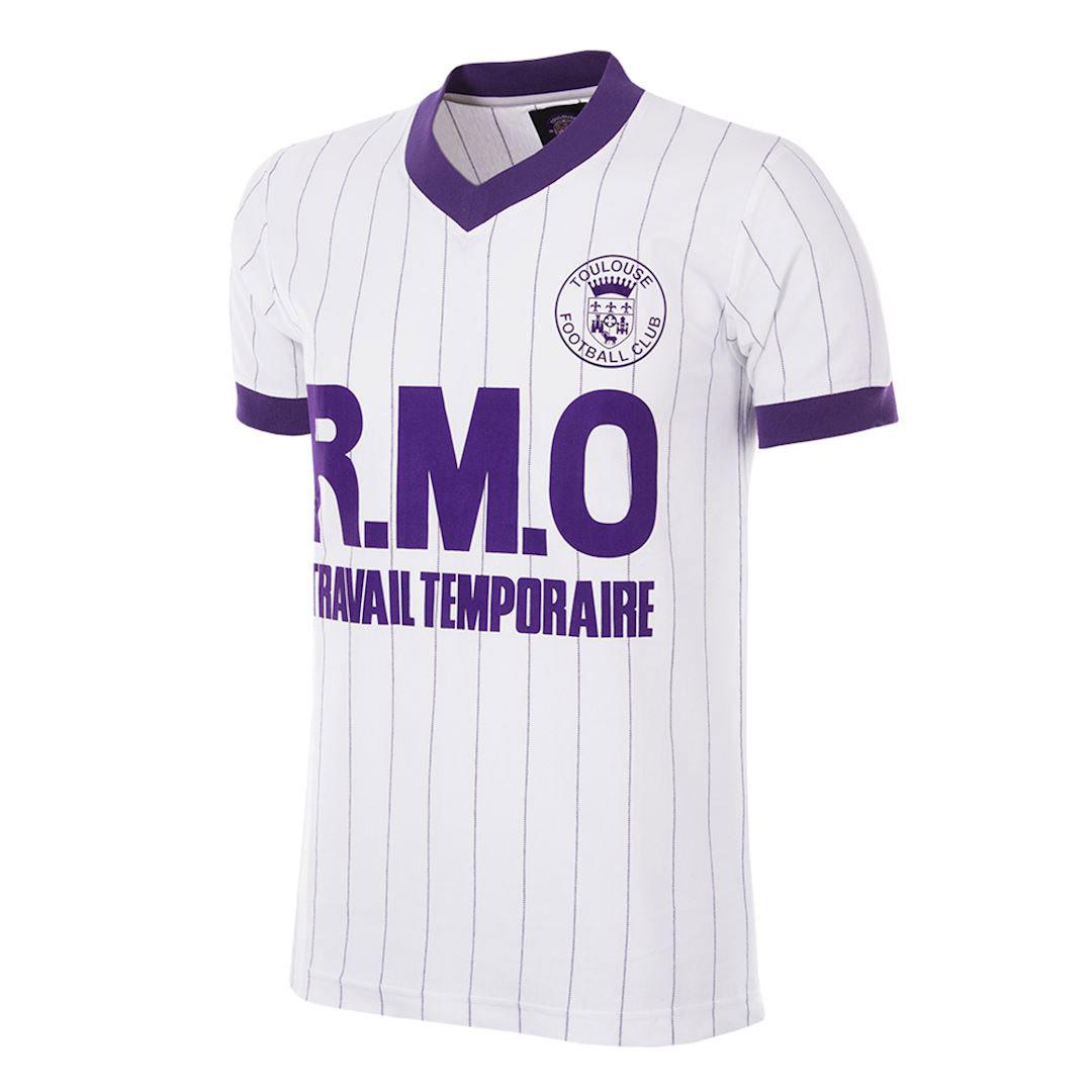 Toulouse Retro Uit shirt
