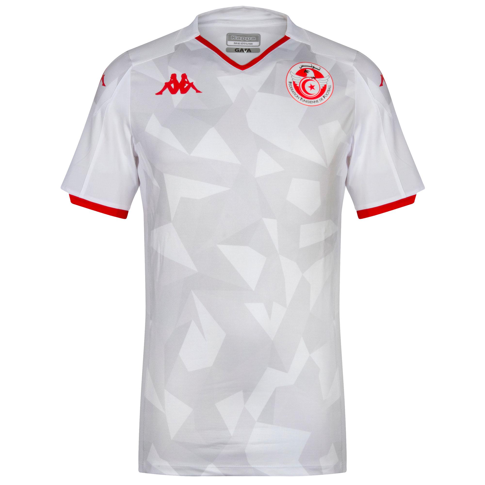 Tunisia home shirt