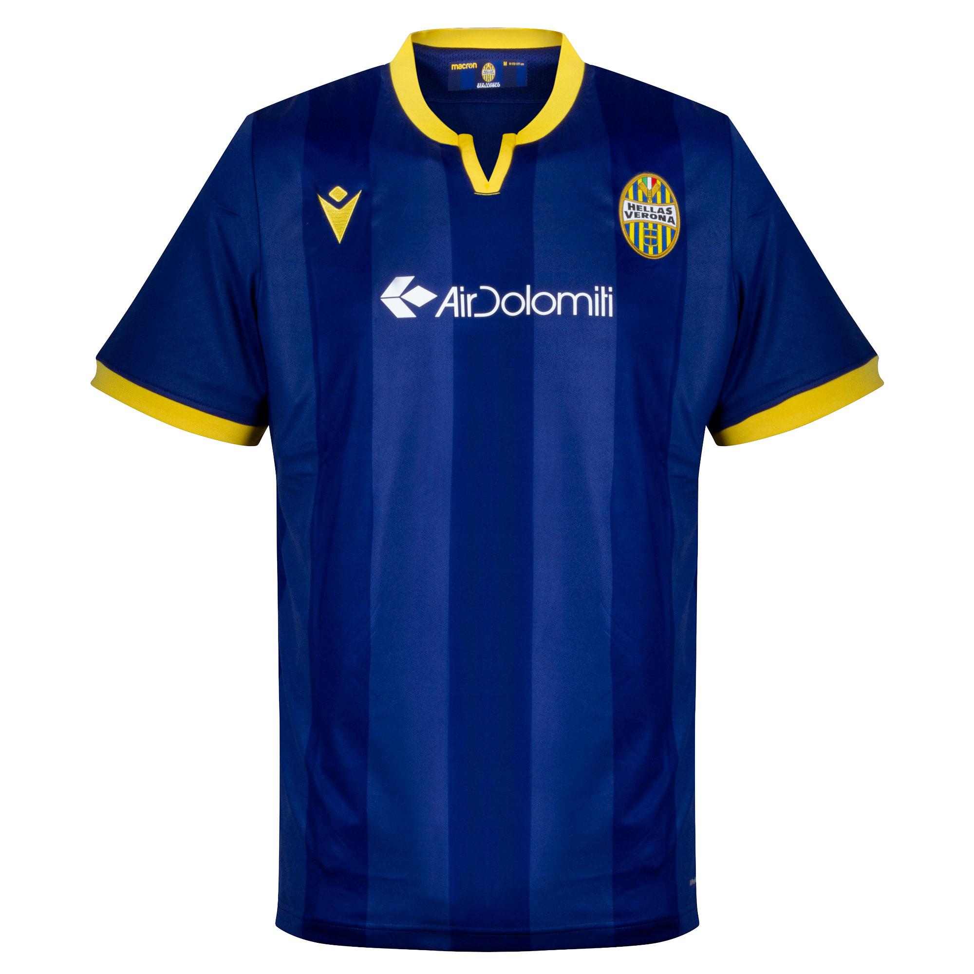 Hellas Verona F.C. home Shirt
