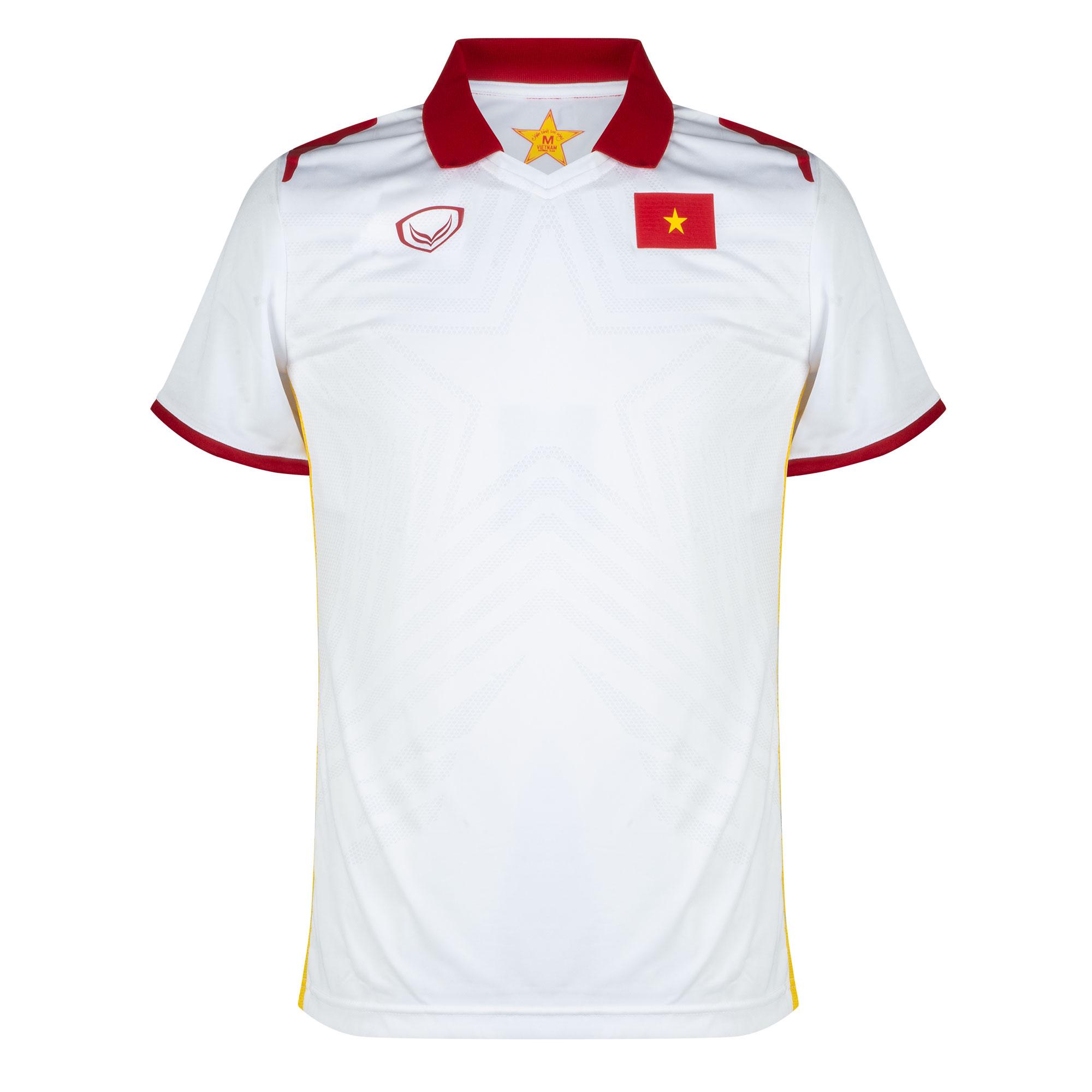 Grand Sport Vietnam Away Shirt (Slim Fit) 2021-2022