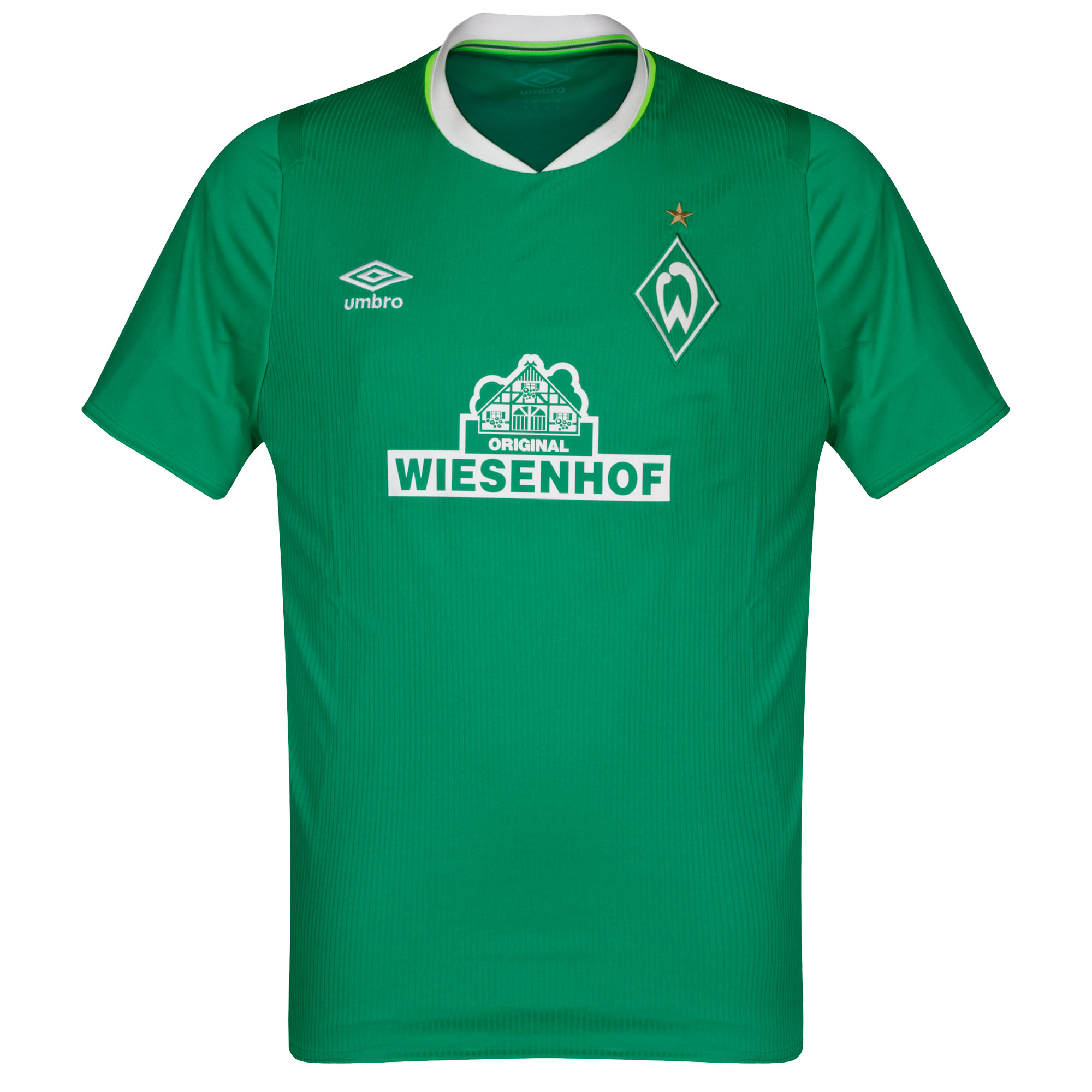 Werder Bremen home Camiseta