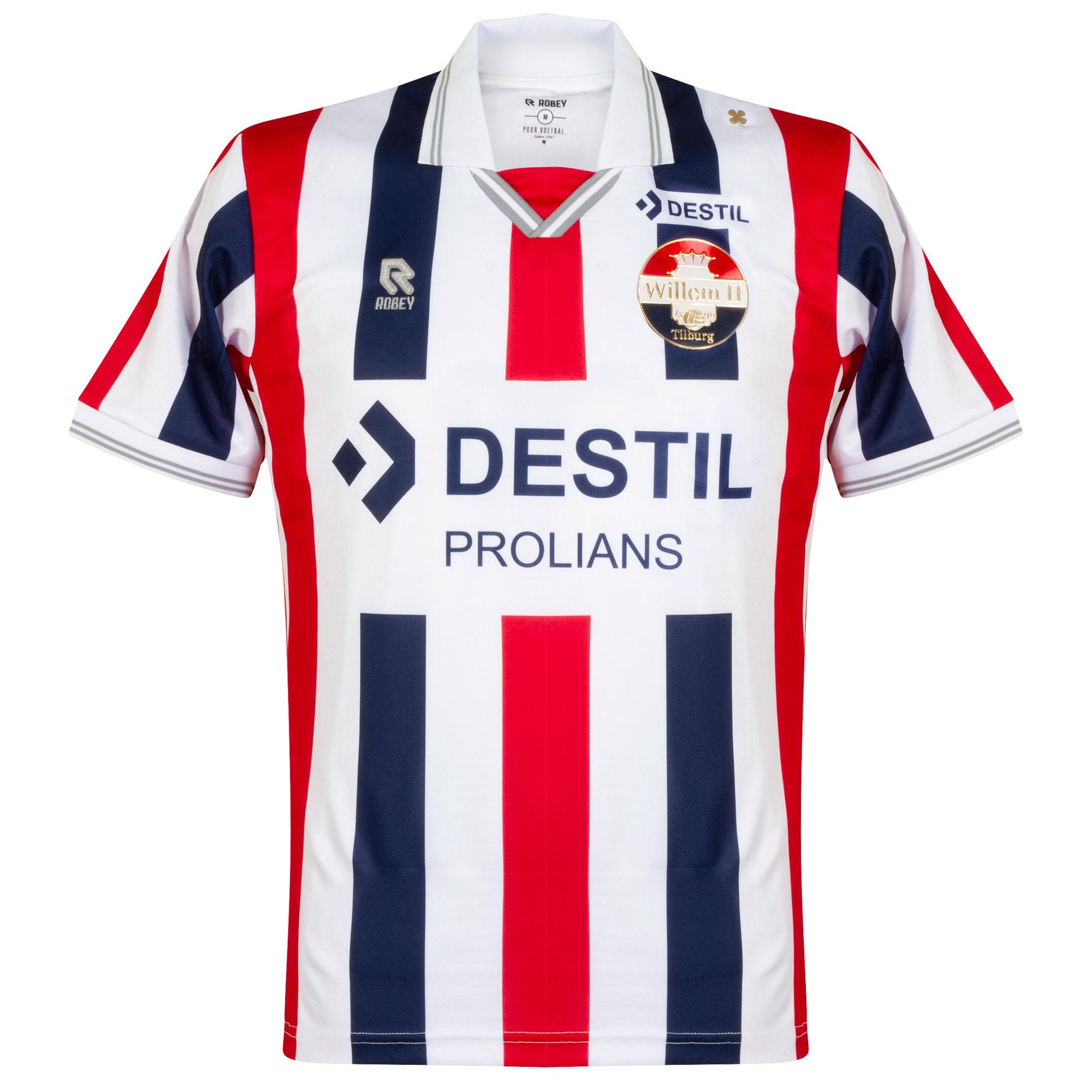 Willem II home Shirt