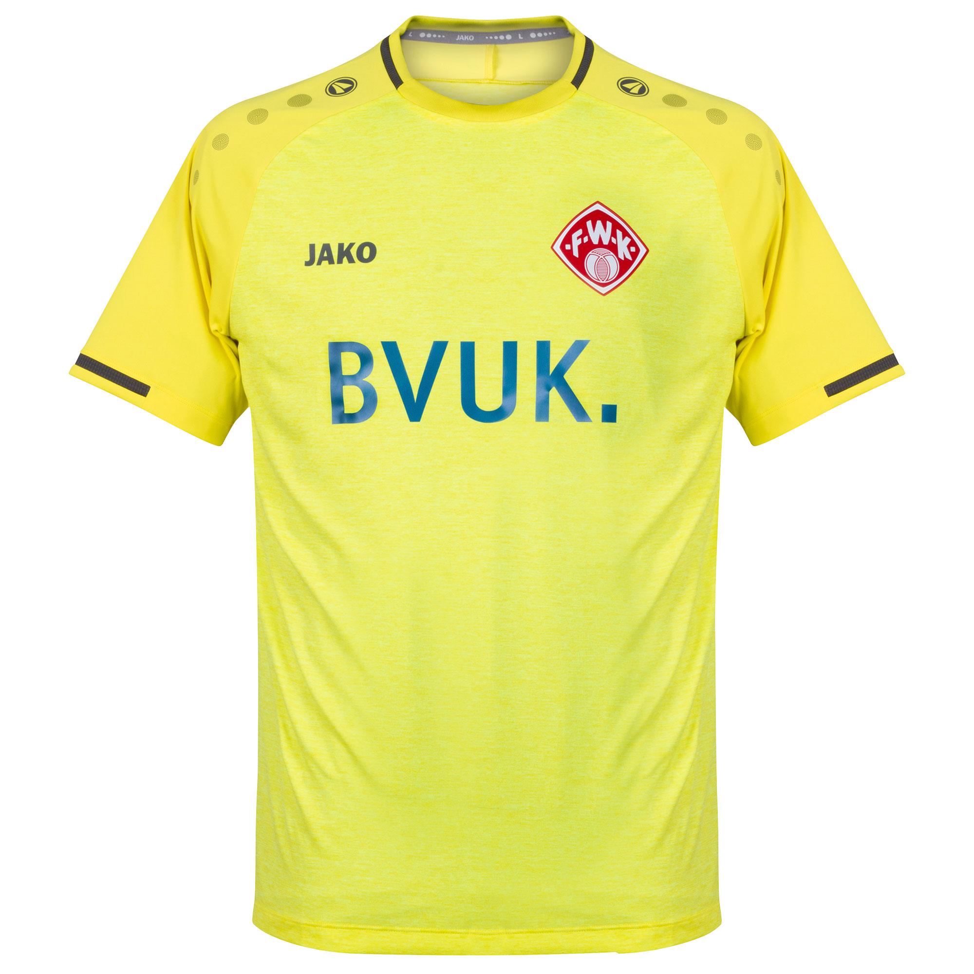Würzburger Kickers Målvakt tröja