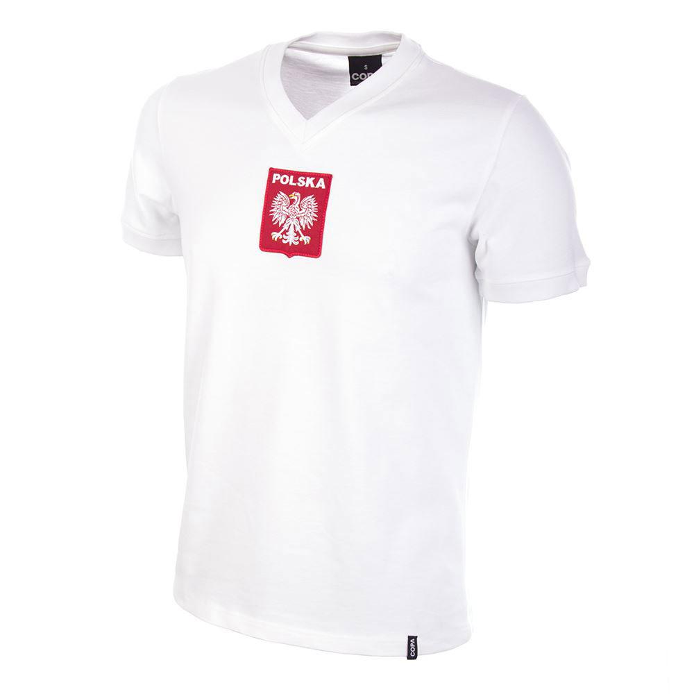 Poland Retro home shirt