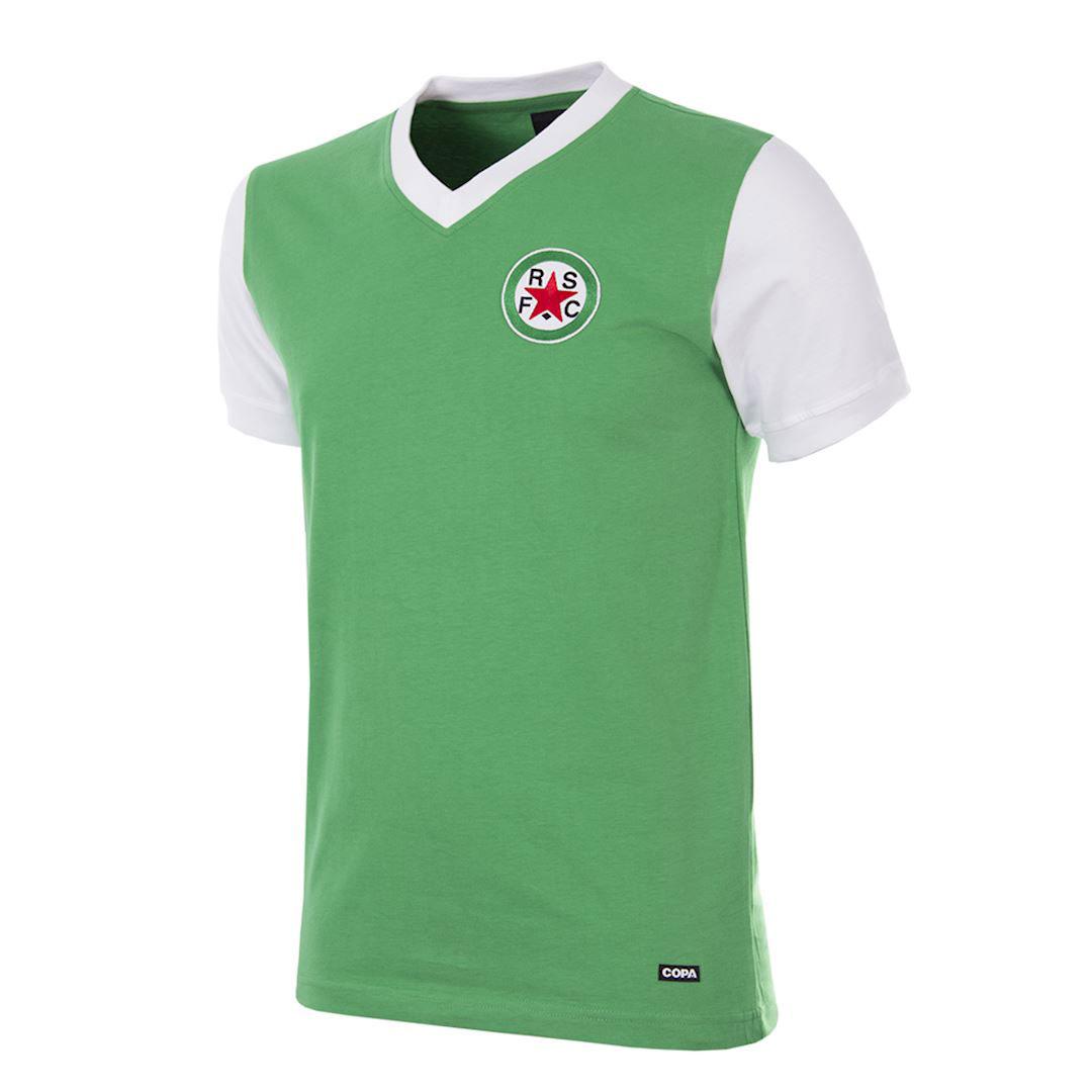 Red Star Retro home shirt